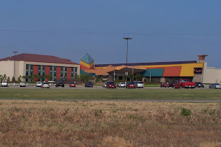 Creek nation casino bristow