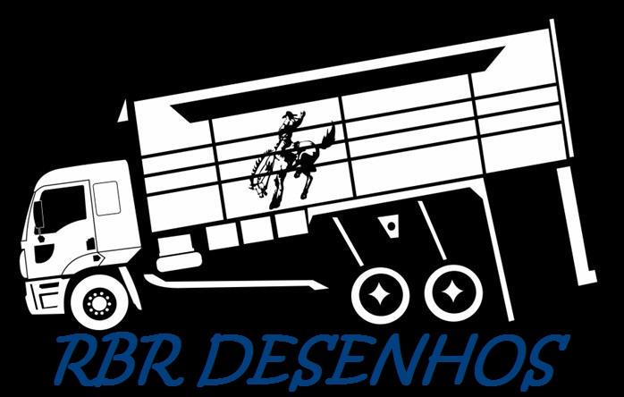 RBR DESENHOS DE CAMINHÕES