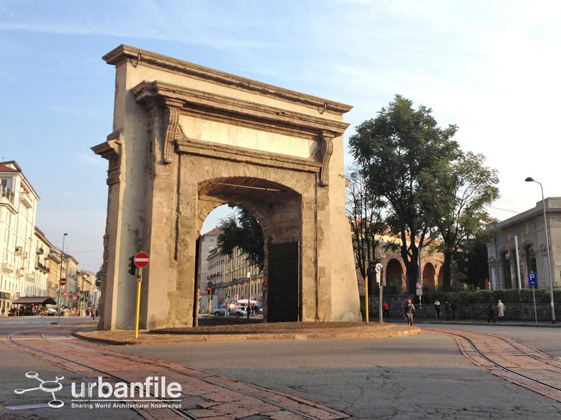 Porta Romana Bella Cantavano I Vecchi Milanesi