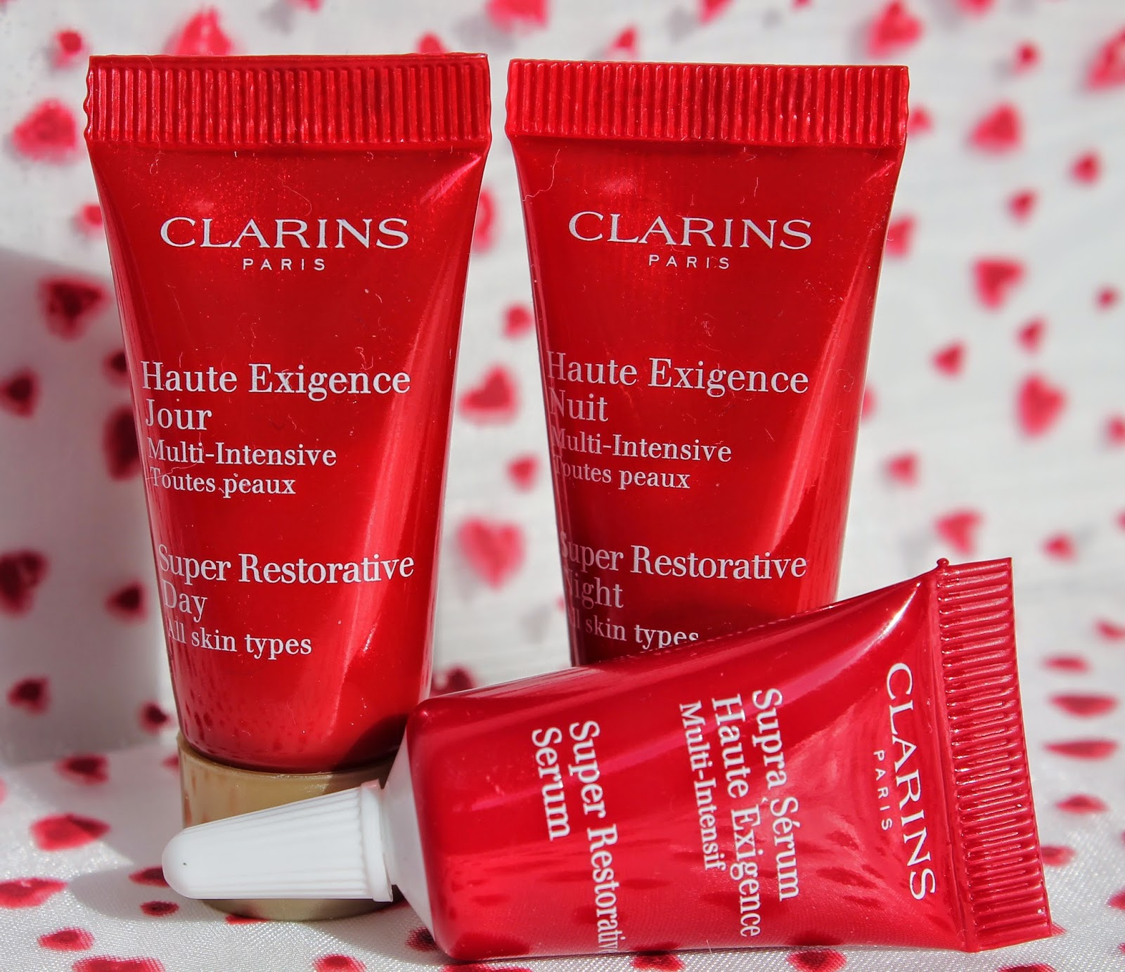 Haute Exigence Clarins