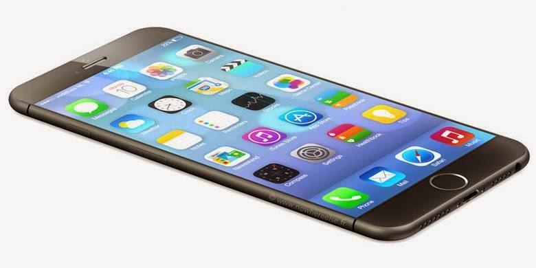 Bocoran Spesifikasi IPhone 6