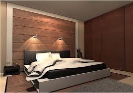 contoh desain kamar tidur minimalis menggunakan batu alam