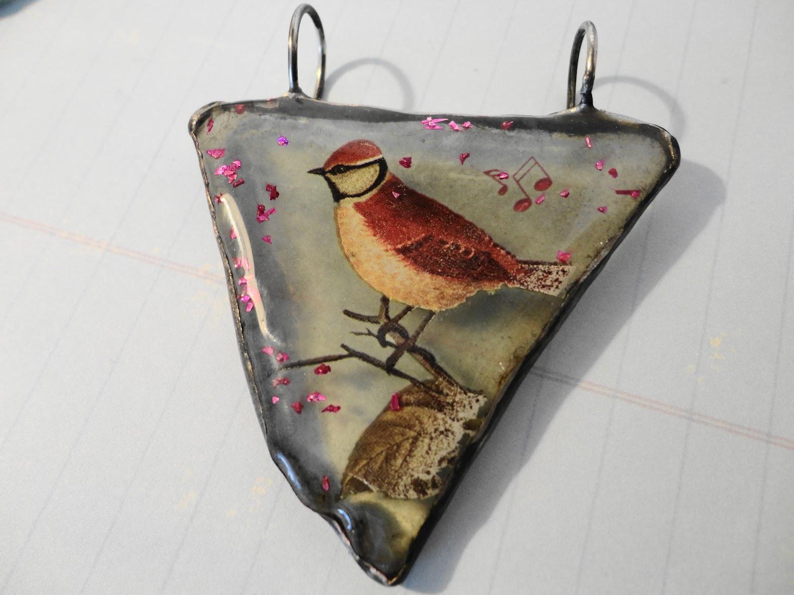 Cat kerr sea glass pendants and my sweet friend cheryl sea glass pendants and my sweet friend cheryl aloadofball Images