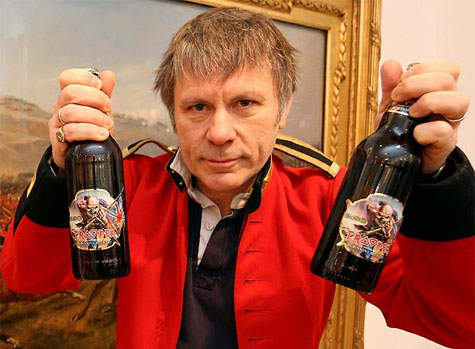 Cerveja do Iron Maiden: Trooper