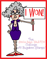 Bugaboo Stella Says Sketch #123 Winner