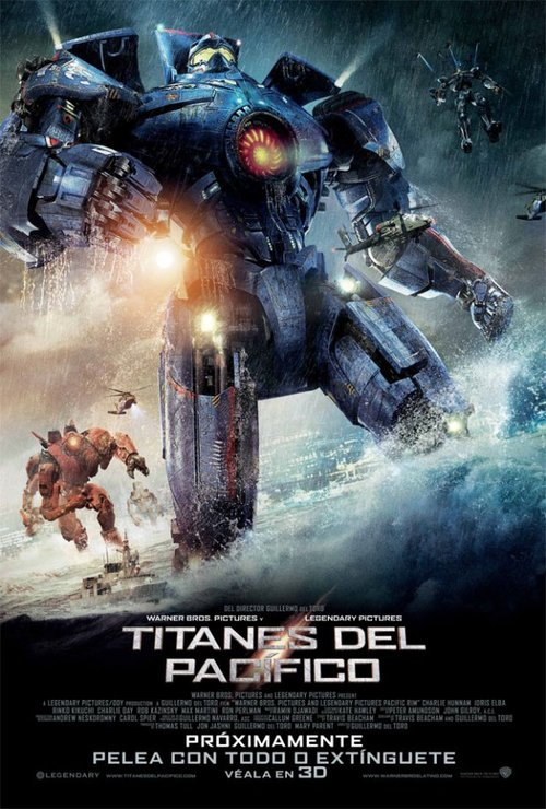 Descargar Titanes Del Pacifico Pacific Rim 2013 TS Screener HQ Audio Latino (Gratis)