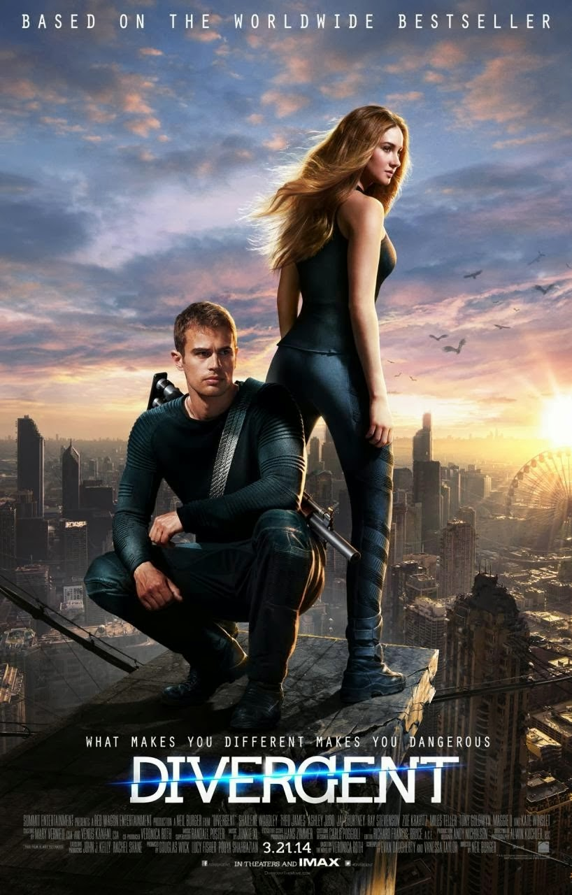 Regarder Divergente en streaming - Film Streaming
