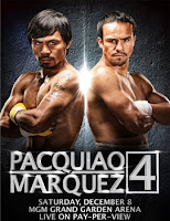 Pacquiao vs Marquez 4 Poster