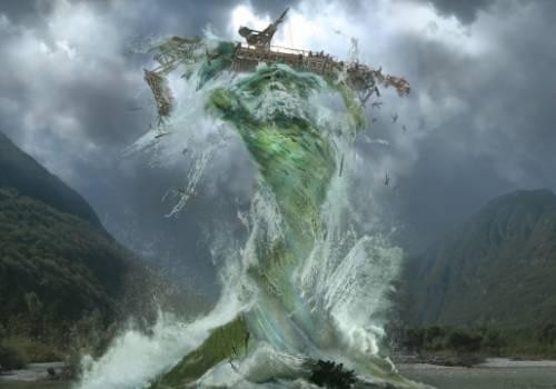 Greek Mythological Gods & Figures: Other Important Figures Achelous River God