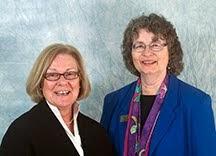 Corrine Sylvia and Connie Carter