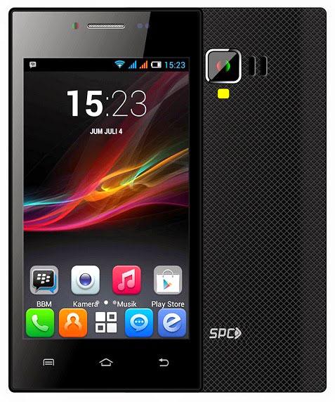 9 Smartphone Android Murah Meriah di Bawah 800 Ribu Rupiah, Spesifikasi SPC S15 Excel, SPC S15 Excel