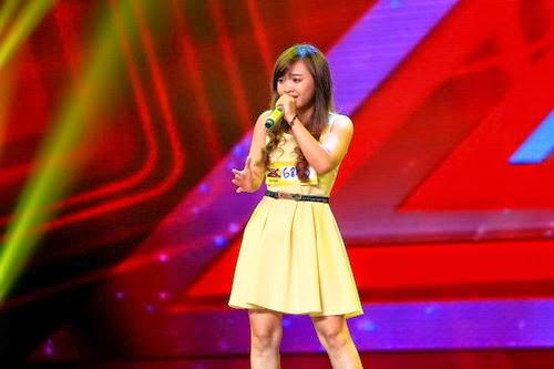 Hình Ảnh Thí Sinh Trong X-Factor Việt Nam - Nhân Tố Bí Ẩn Tập 1 Ngày 30/3/2014