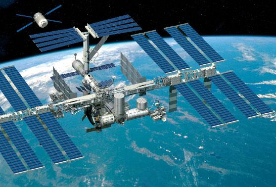 Estació orbital internacional