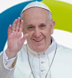 Papa Francisco e sua humildade, um grande homem.