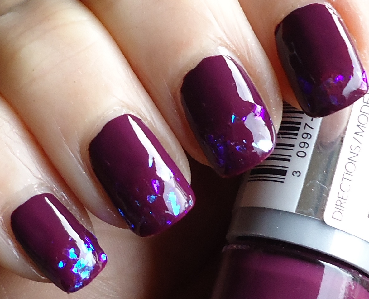 Making Up 4 My Age Revlon Moon Candy Nail Enamel 240 Eclipse