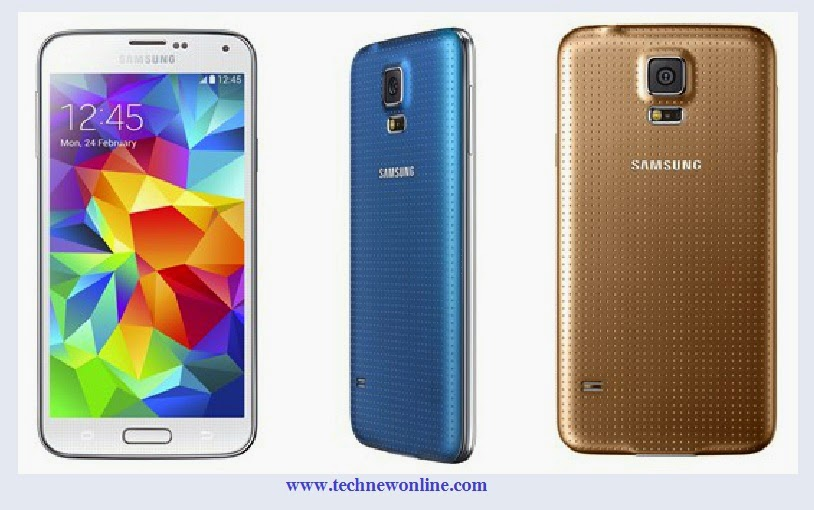 Apple IPhone 6 Competed With Rival Samsung Galaxy S5 1