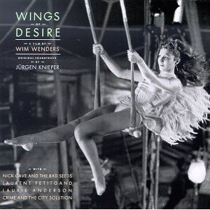 wings of desire essay I have a hunch that now that wings of desire is back on the streets, this  an  essay by michael atkinson, and a portion of the first treatment of.