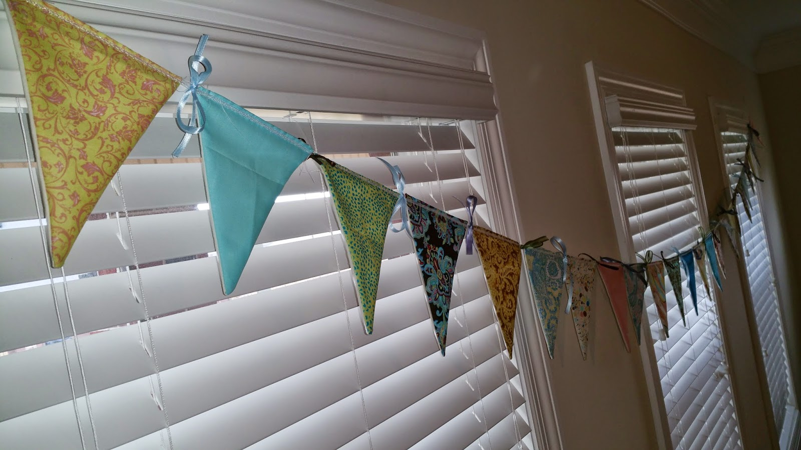 triangle pennants