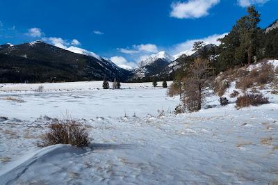 Sheep Lake, Rocky Mountain National Park