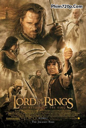 Chúa Tể Những Chiếc Nhẫn: Sự Trở Về Của Nhà Vua - Lord Of The Ring: The Return of the King