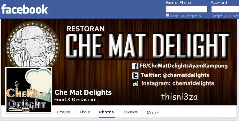 Restoran Che Mat Delight - Sri Rampai
