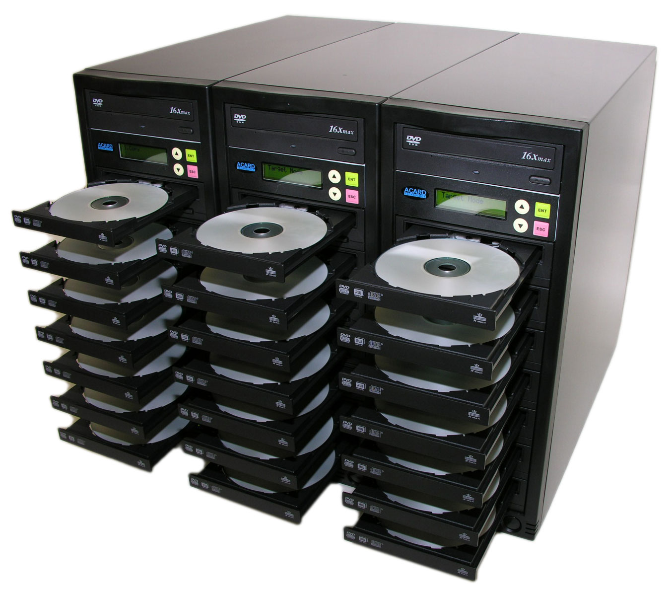 dvd replication machine
