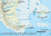 Islas Malvinas Argentinas: Denuncia argentina ante la ONU por militarización . malvinas mapa