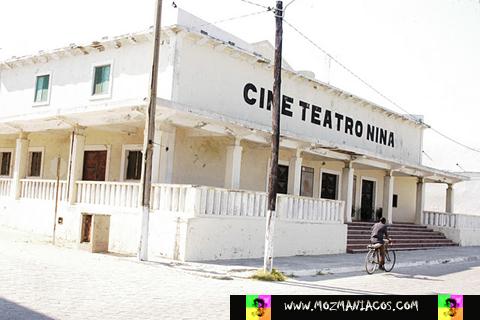 Cine Teatro Nina - Ilha de Moçambique