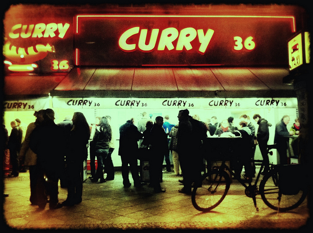 currywurst berlin