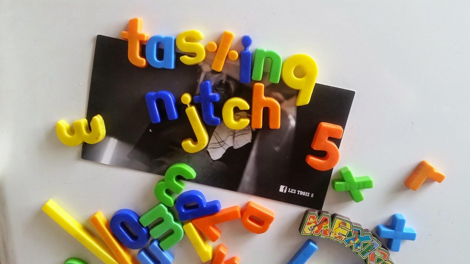 Tasting Nitch