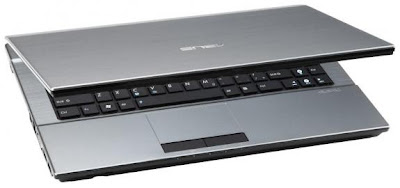 new Asus P31S and P41S Professional Laptop