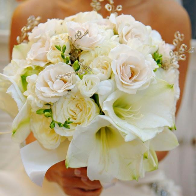 Amaryllis wedding flowers wedding flowers ideas for Bouquet amaryllis
