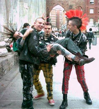 Grupos juveniles y manifestaciones culturales...