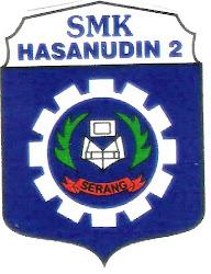 Logo SMK Hasanudin 2