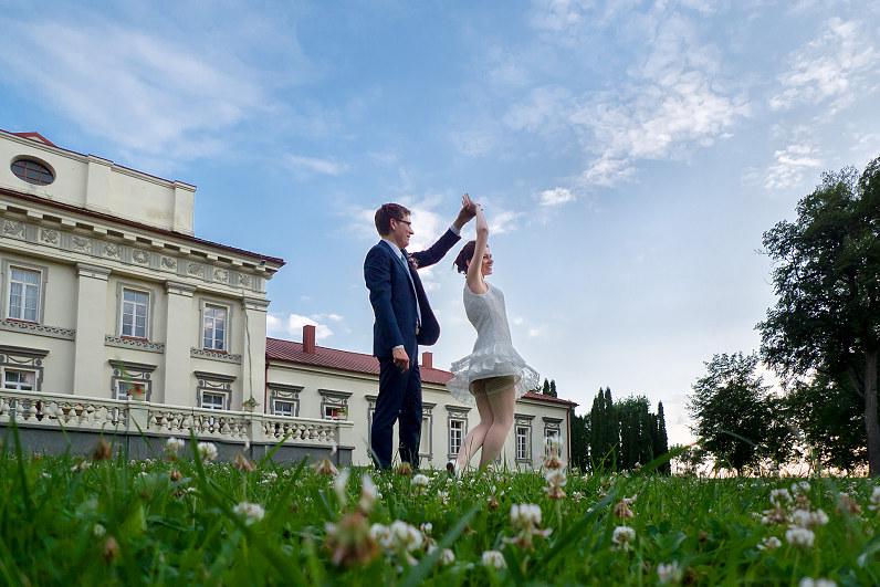 taujėnų dvaras vestuvėms
