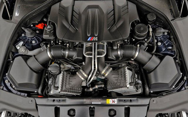 The Base Engine Of Bmw 6 Series Is A 4 Liter V8 Turbo 407 Horses While 650i Gran Coupe Sees Its Switch To 445 Hp