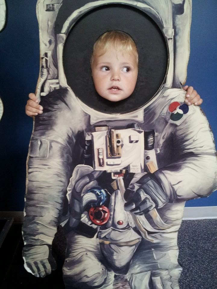 Ontario Science Centre, astronaut, kids