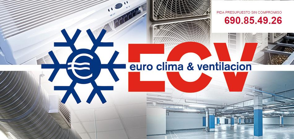 Climatizacion, Extracción Mecanica Madrid y Ventilacion para Garajes
