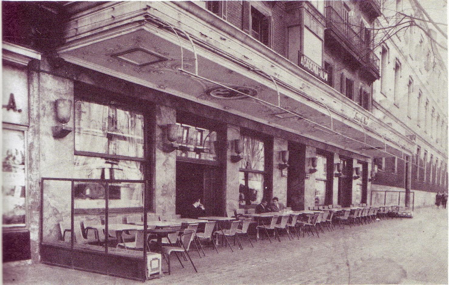 Blog de alberto rojo landaberea cafe lion d or bilbao - Bilbao fotos antiguas ...