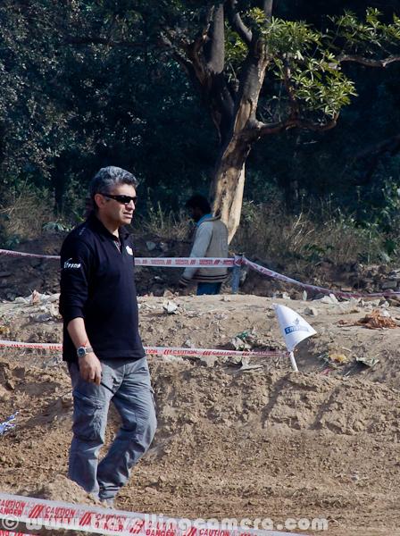 Vijay Parmar : One of the main Motorsport Enthusiast in India    Raid de Himalaya by Himalayan Motorsports, Shimla