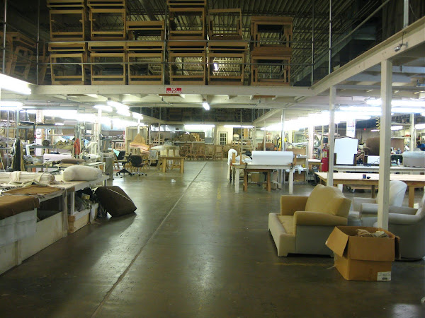 Marroquin Custom Upholsterys Work Shop Is A