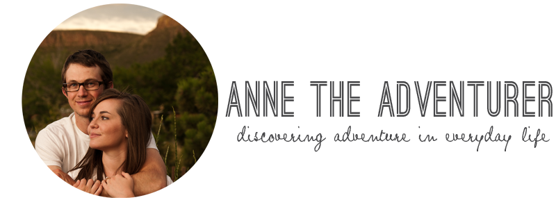 Anne the Adventurer