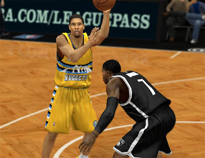 NBA 2K13 Andre Miller Cyberface Mod Patch
