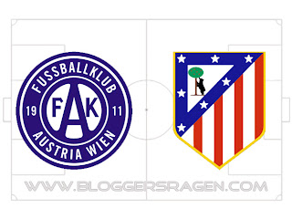 Prediksi Pertandingan Atletico Madrid vs Austria Wien