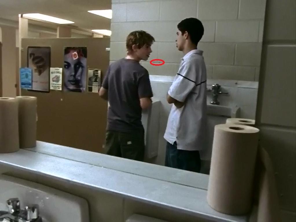 Gay teen school bathroom sex tyler drained 3
