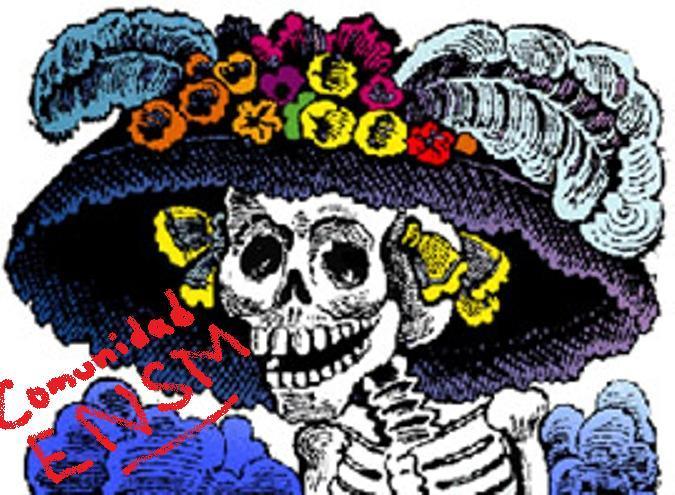 Rimas De Calaveras Mexicanas