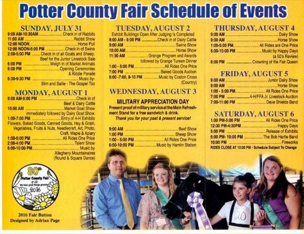 fair events
