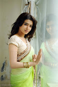 Samantha latest Gorgeous Looking Saree Photo Shoot Gallery-thumbnail-2