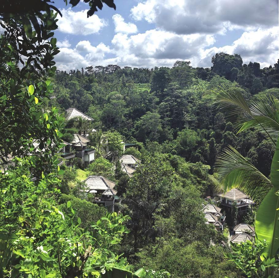 Ubud Hanging Gardens hotel of Bali ~ Beauty Planet 360