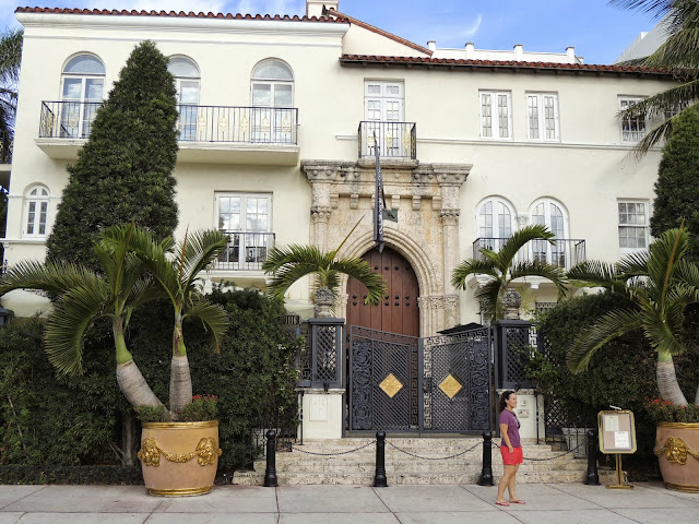 Casa de Gianni Versace na Ocean Drive Miami Beach